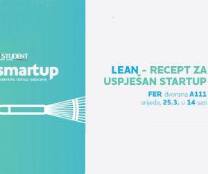 Smartup: Lean – recept za uspješan startup