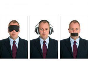 Tri tvrdnje o lošim menadžerima